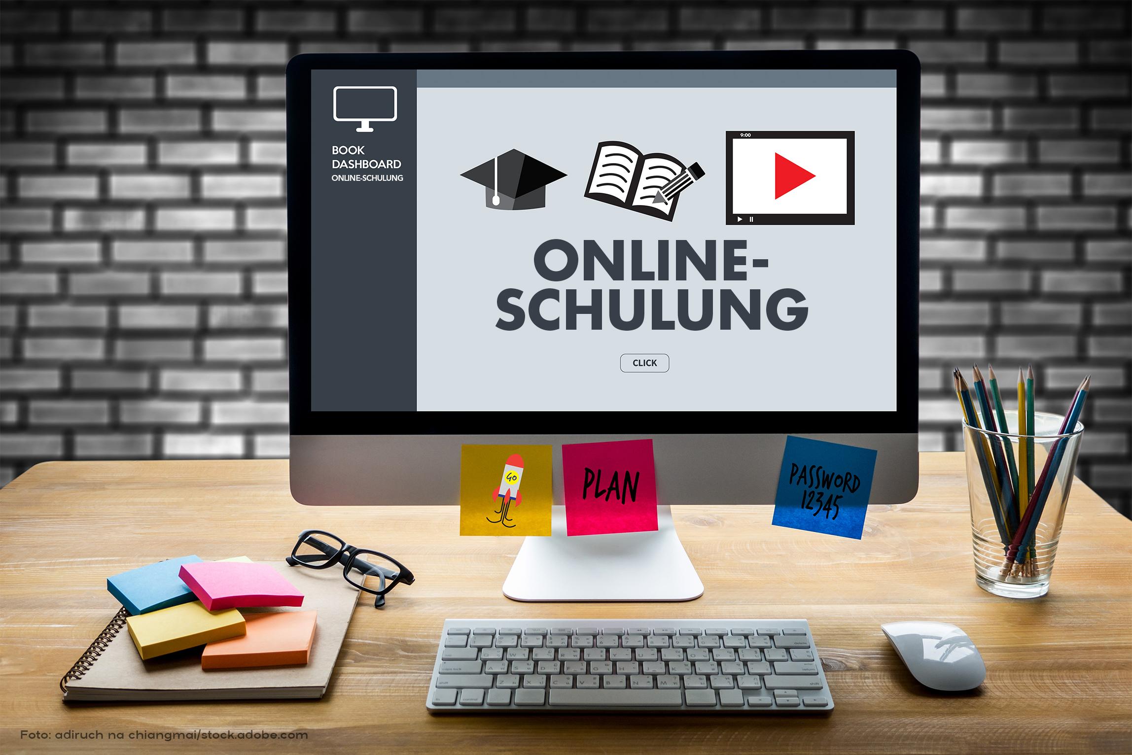 Online-Schulung: Datenschutz International