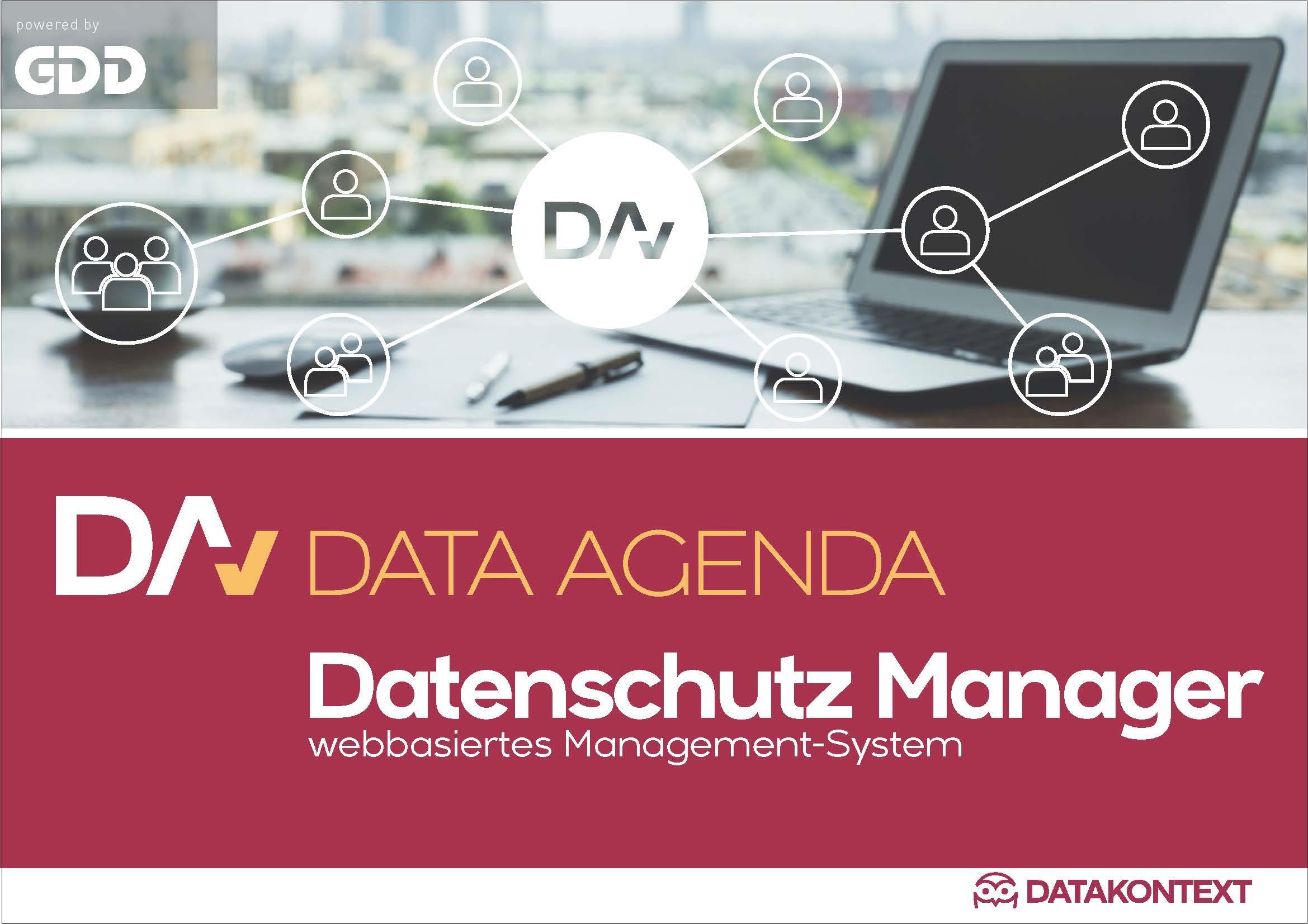 DataAgenda DatenschutzManager