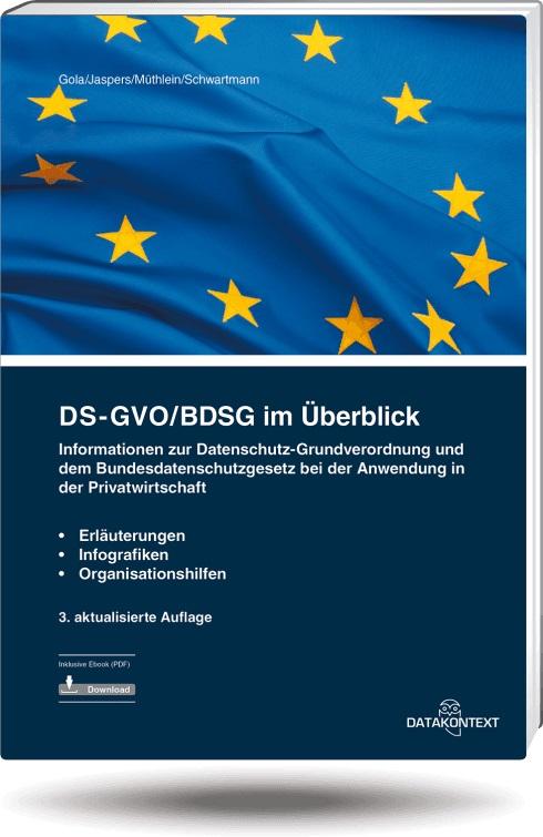 DS-GVO/BDSG im Überblick